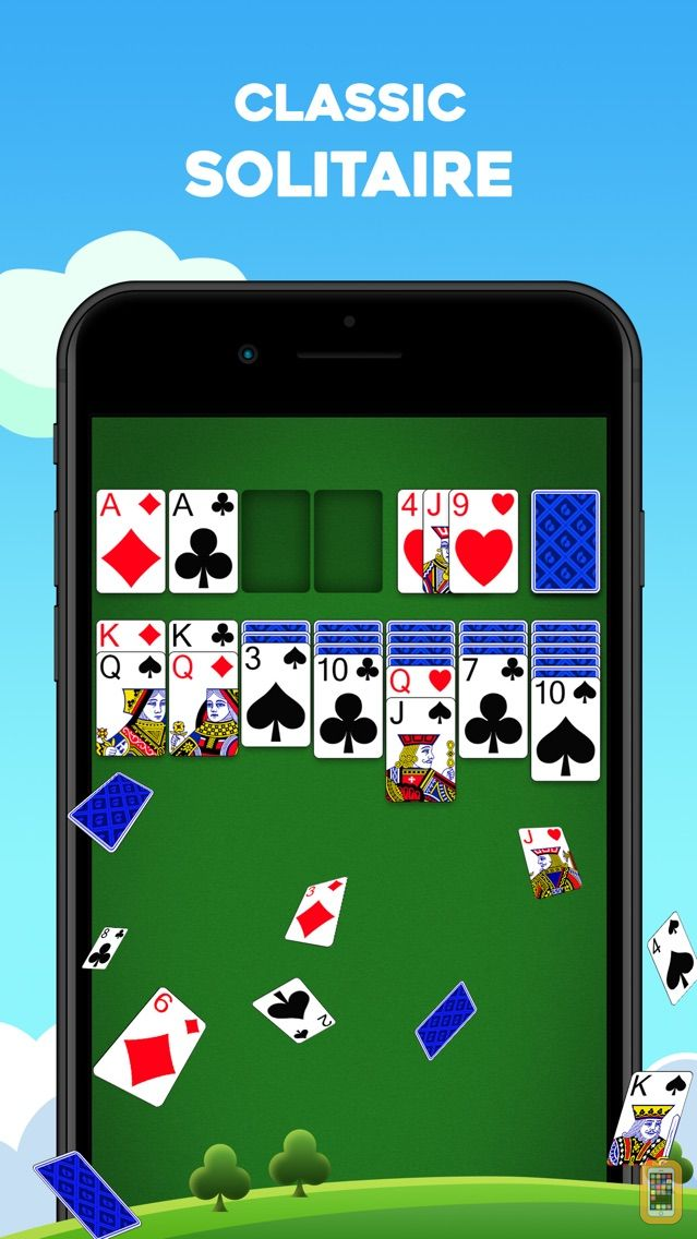 Screenshot - Solitaire by MobilityWare