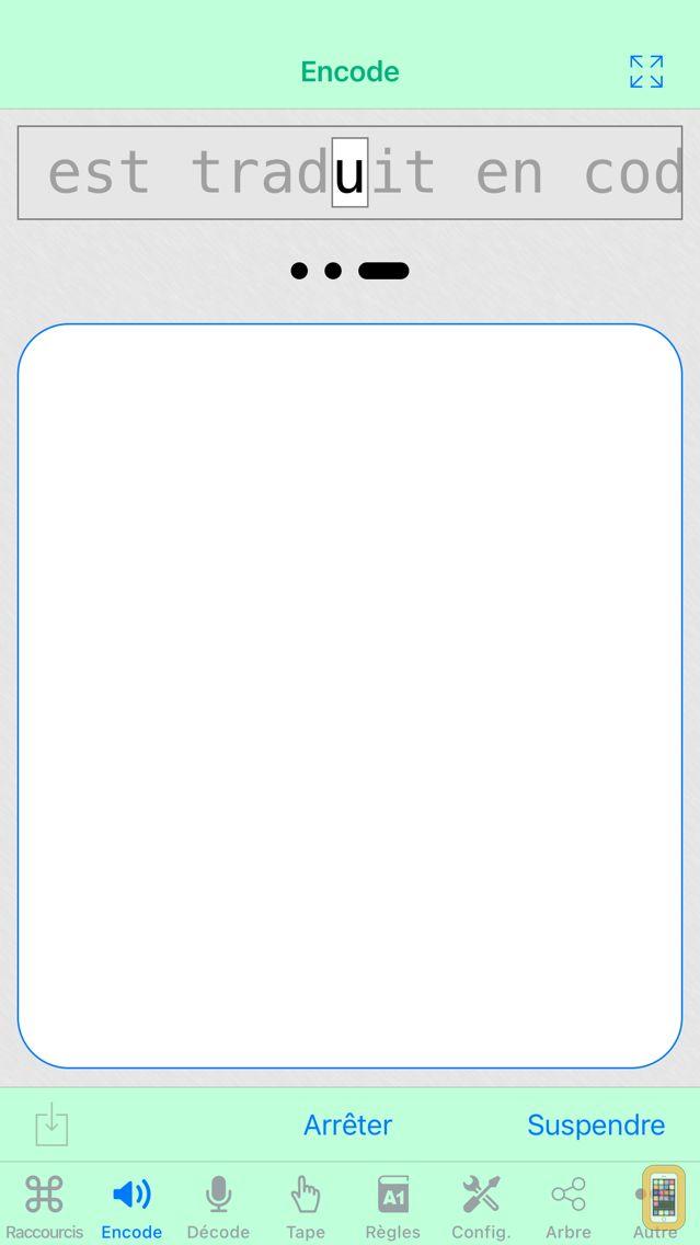 Screenshot - Morse-It