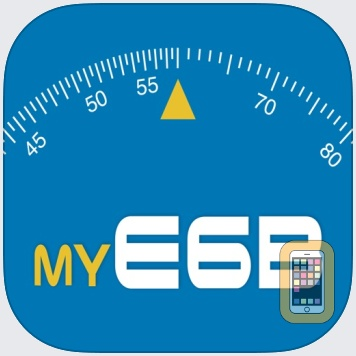 E6B Aviation Calculator by Aviation Mobile Apps, LLC. (Universal)