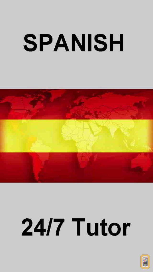 Screenshot - Spanish Vocabulary 24/7 Language Learning