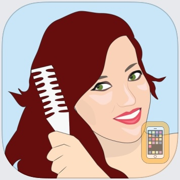 Hairstyle Try On PRO by KBMSoft ApS (iPhone)