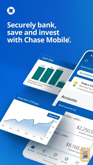 New Chase Account