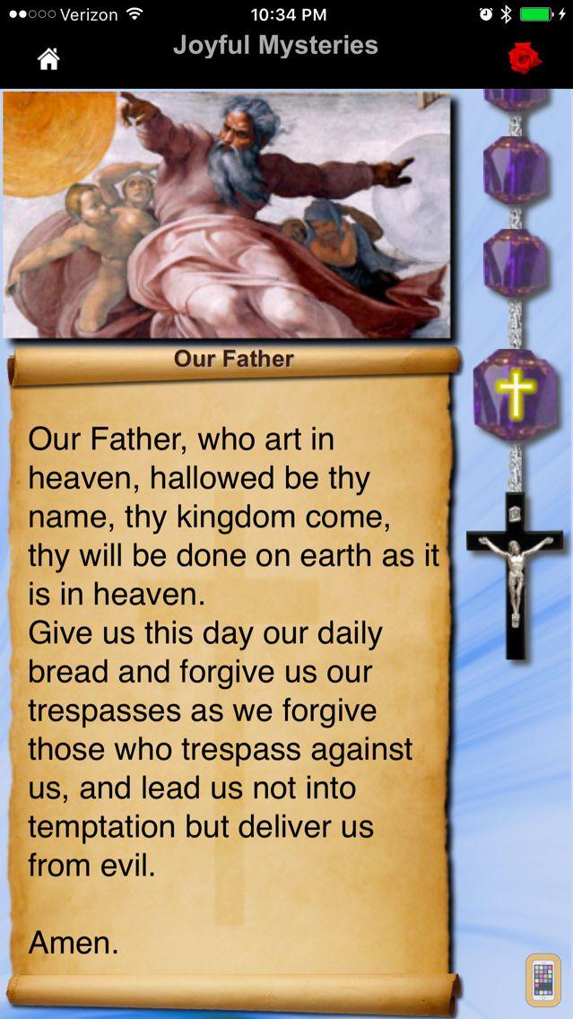 Screenshot - iRosary (Catholic Rosary)