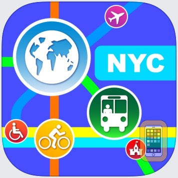New York City Maps - NYC Subway and Travel Guides by Networking 2.0 (Universal)