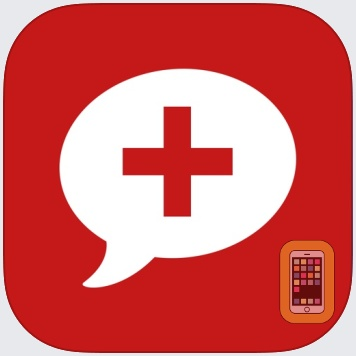 Medical Spanish: Healthcare Phrasebook with Audio by Batoul Apps (Universal)