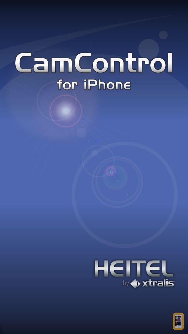 Screenshot - CamControl for iPhone