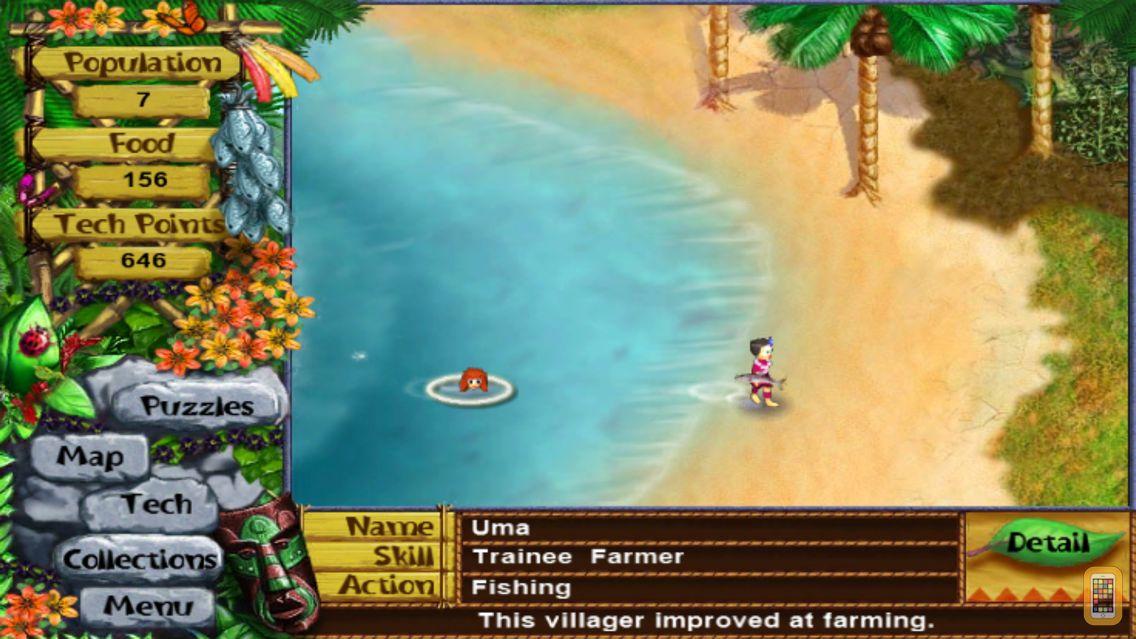 Screenshot - Virtual Villagers 2