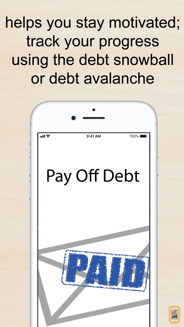 Screenshot - Pay Off Debt by Jackie Beck