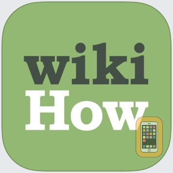 wikiHow by wikiHow, Inc. (Universal)