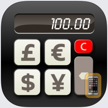 eCurrency - Currency Converter by Hendrik Holtmann (iPhone)