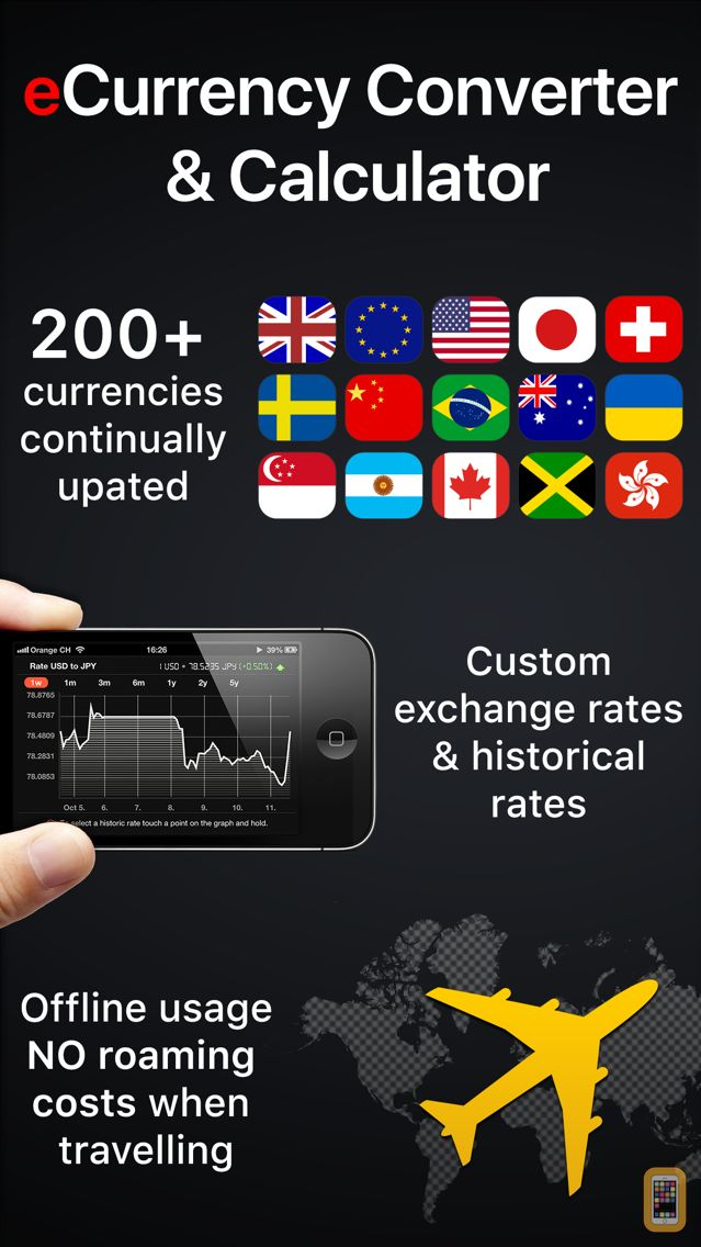 Screenshot - eCurrency - Currency Converter