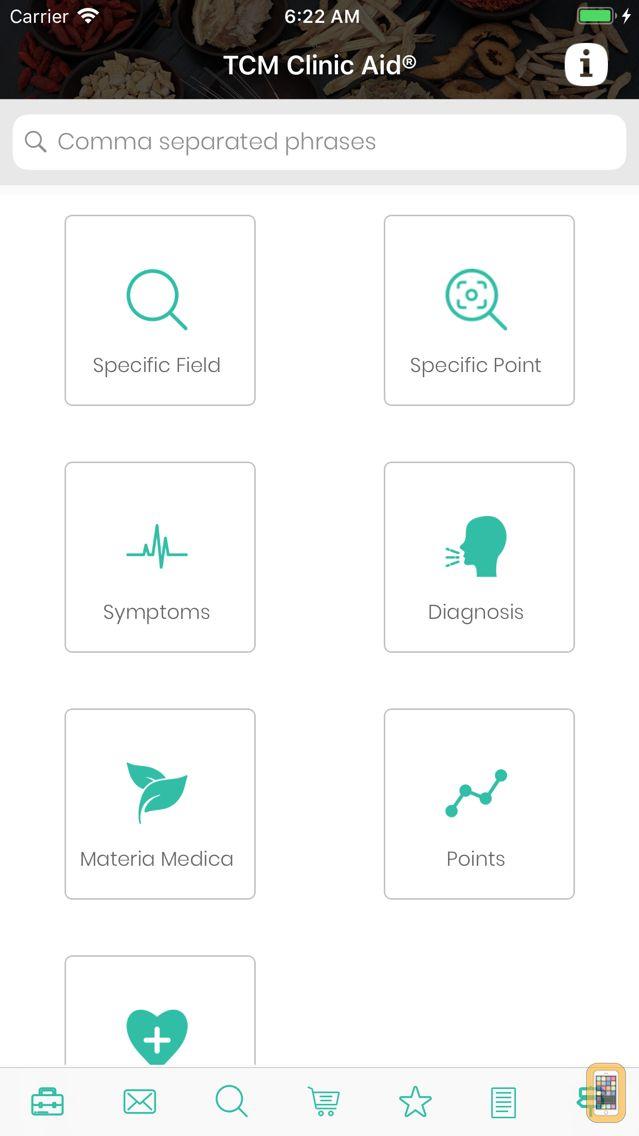 Screenshot - TCM Clinic Aid