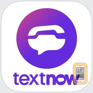 TextNow: Call + Text Unlimited by TextNow, Inc. (Universal)