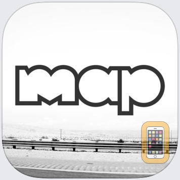 MapQuest GPS Navigation & Maps by AOL Inc. (iPhone)