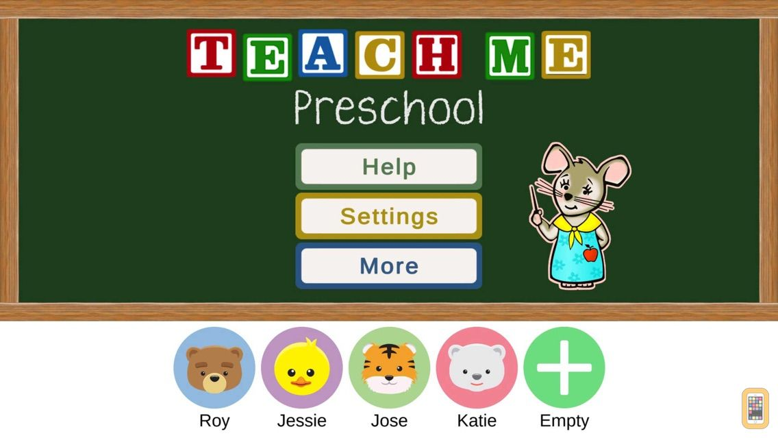 Screenshot - TeachMe: Preschool / Toddler