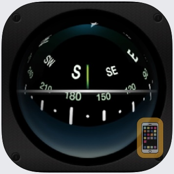3D Sailing Compass by Laan Labs (iPhone)