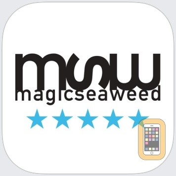 MSW Surf Forecast by Magicseaweed (iPhone)