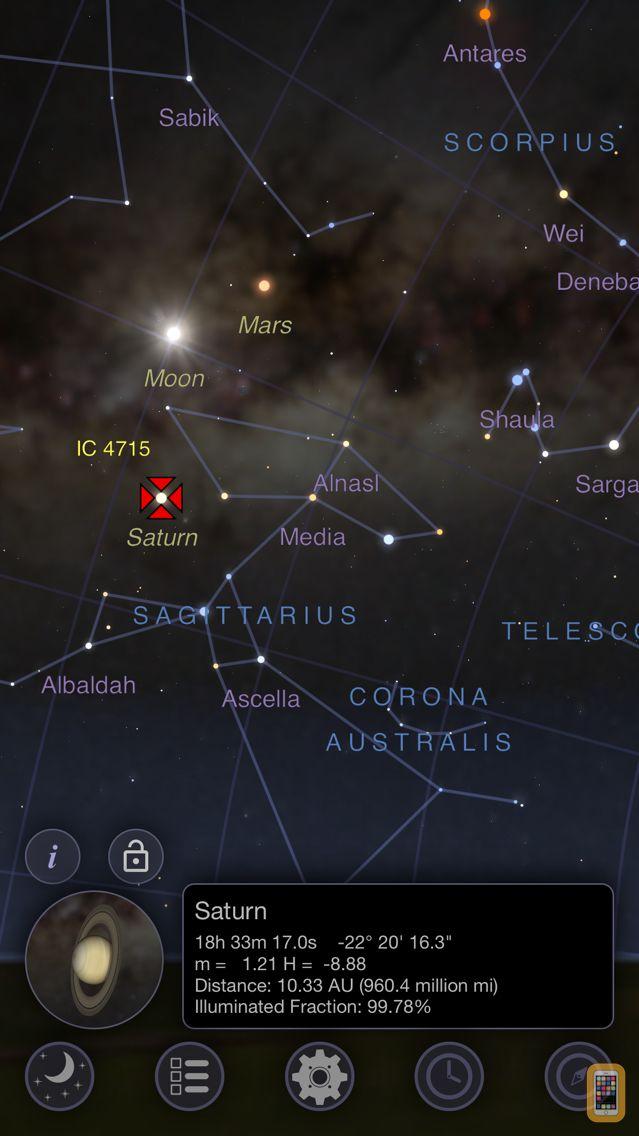Screenshot - StarMap 3D