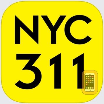 NYC 311 by Department of Information Technology And Telecomm (iPhone)
