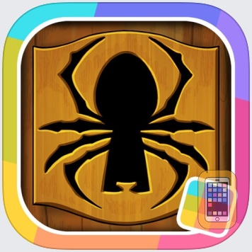 Spider:  The Secret of Bryce Manor by Tiger Style (iPhone)