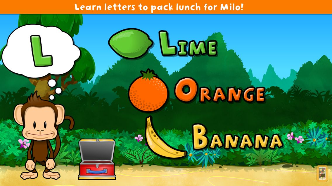 Screenshot - Monkey Preschool Lunchbox
