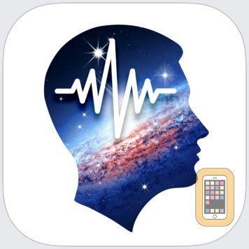 BrainWave Tuner - Binaural beats & white noise by iMobLife Inc. (Universal)