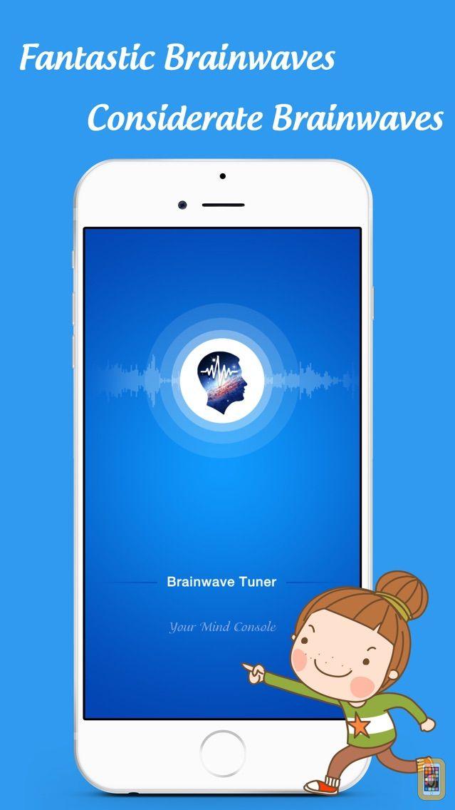 Screenshot - BrainWave Tuner - Binaural beats & white noise