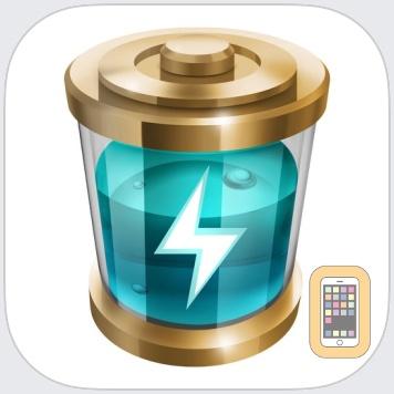 Battery HD+ Pro by smalltech sarl (Universal)