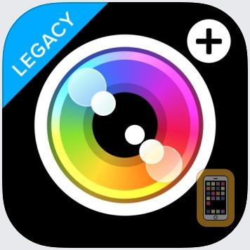 Camara+ by LateNite Apps (iPhone)