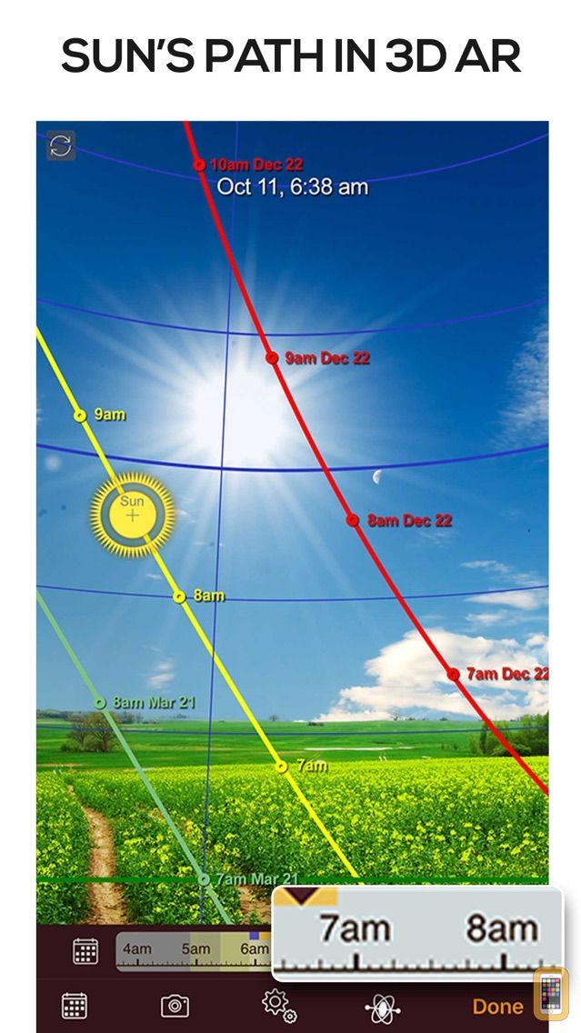 Screenshot - Sun Seeker - Tracker & Compass