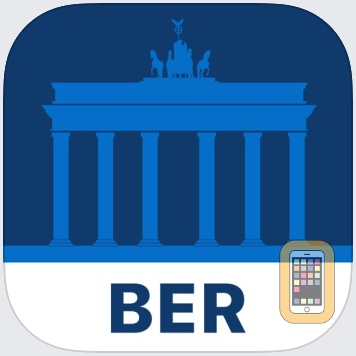 Berlin Travel Guide and Offline City Map by FUA Travel Guides Media B.V. (Universal)