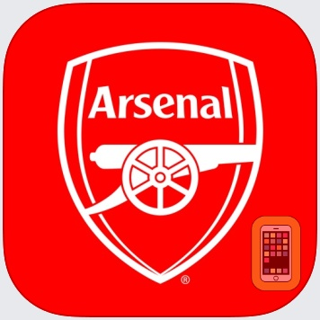 Arsenal Official App by Arsenal Football Club PLC (Universal)