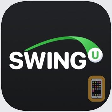 Golf GPS & Scorecard by SwingU by Swing by Swing Golf, Inc. (Universal)