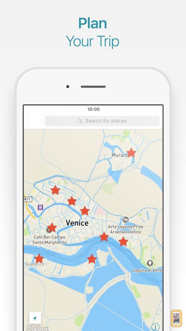 Screenshot - Venice Travel Guide and Offline City Map