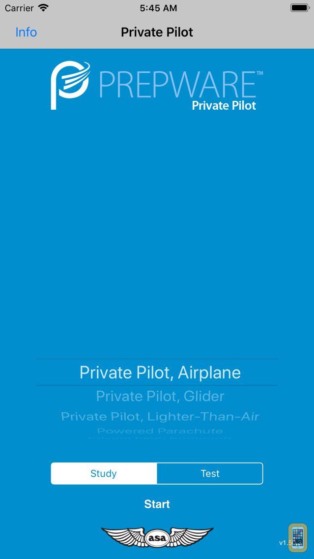 Screenshot - Prepware Private Pilot