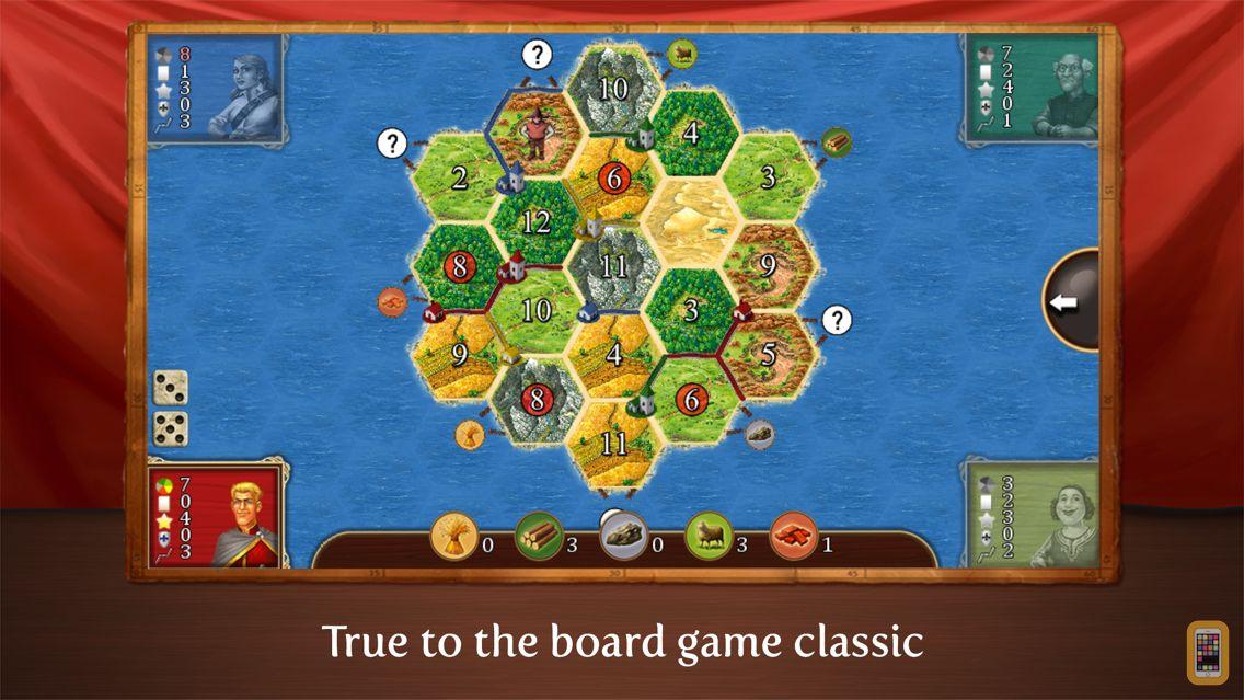 Screenshot - Catan Classic
