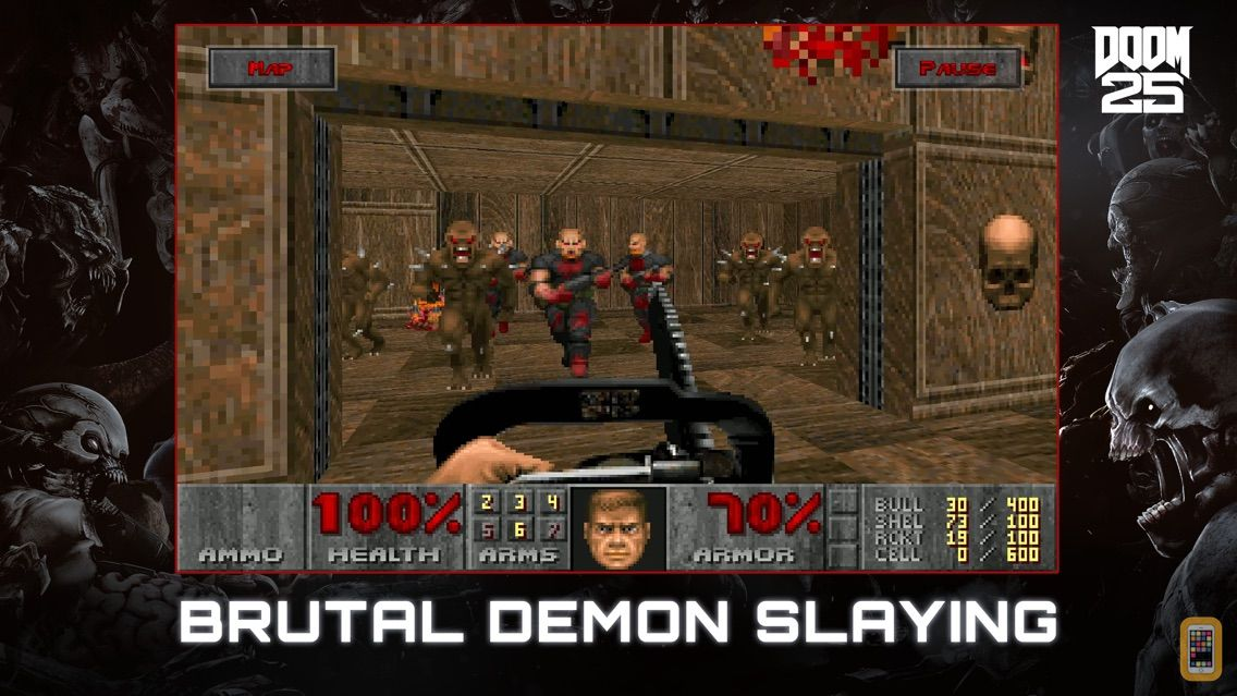 Screenshot - DOOM Classic