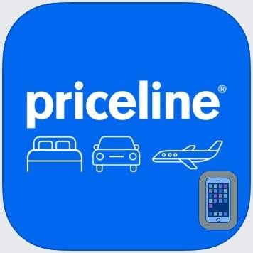 Priceline: Hotels, Cars & More by priceline.com (Universal)