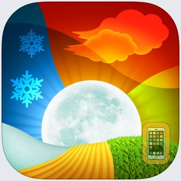 Relax Melodies Seasons: Music and white noise for sleep, relaxation & yoga by iLBSoft (iPhone)