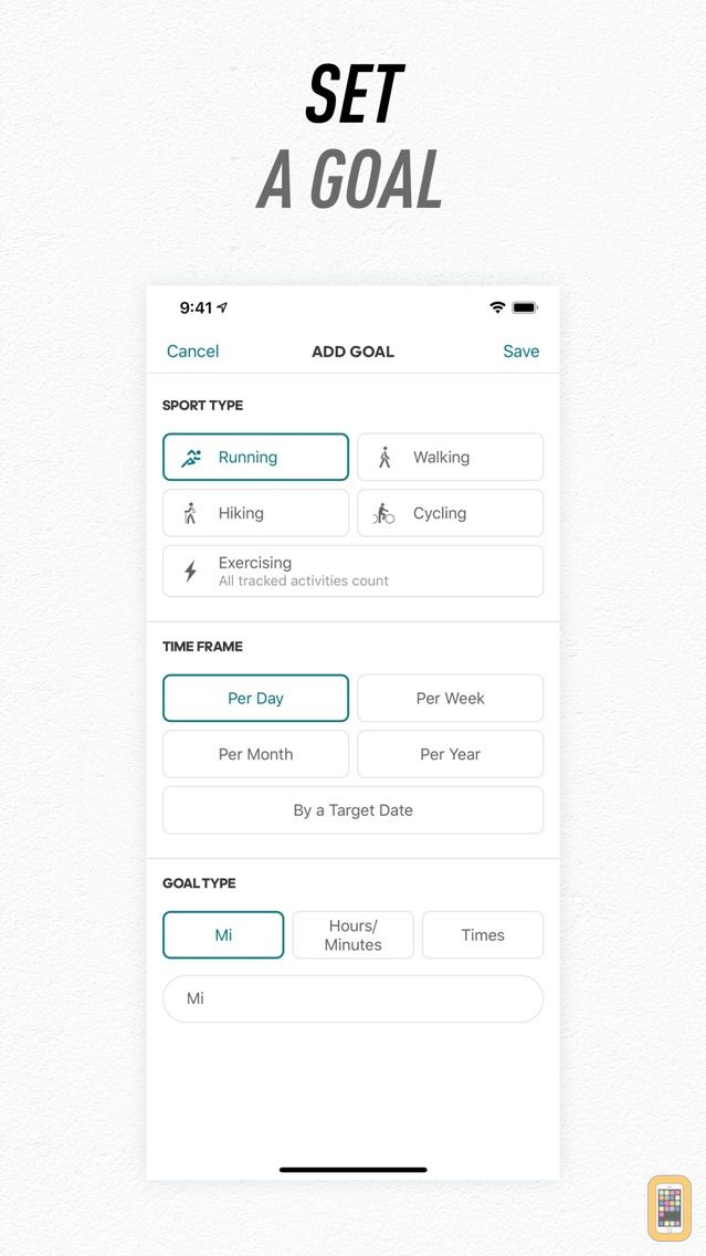 Screenshot - Runtastic Jog & Running App