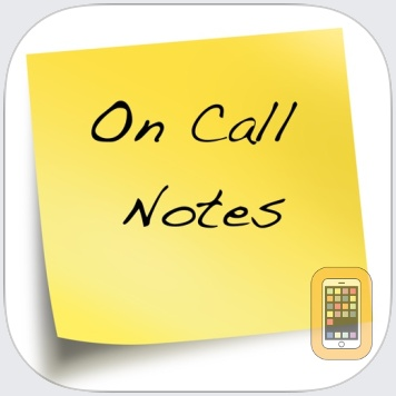 On Call Notes by KAVAPOINT (iPhone)