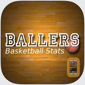 Ballers Basketball Stats by E6 Technologies, LLC (Universal)