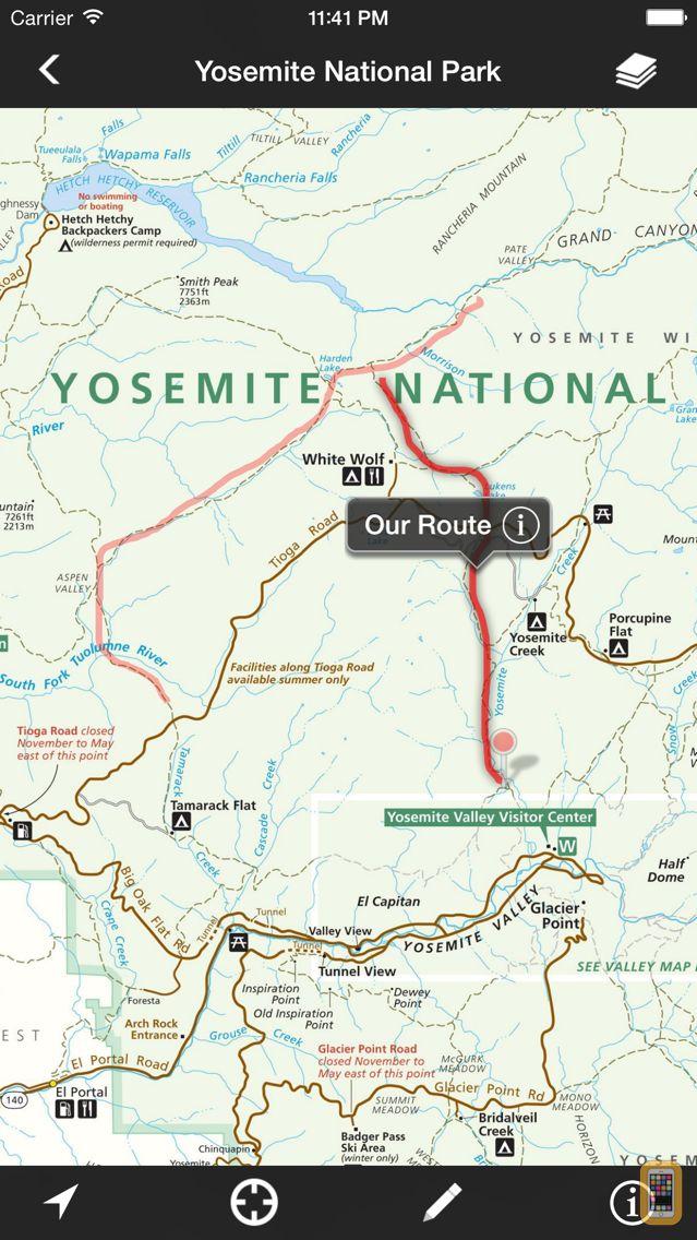 Screenshot - Maplets – The Offline Maps App