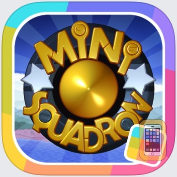 MiniSquadron by supermono limited (iPhone)