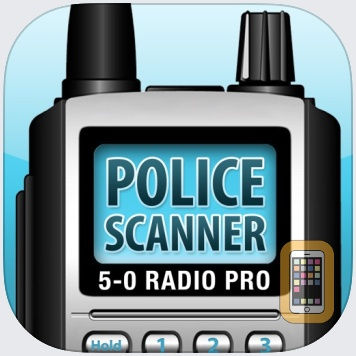 5-0 Radio Pro Police Scanner by Smartest Apps LLC (Universal)