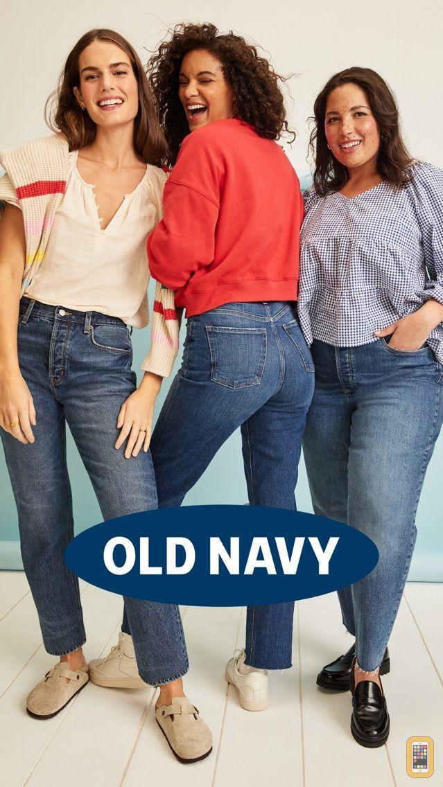 Screenshot - Old Navy