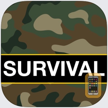 Army Survival for iPad/iPhone by Double Dog Studios (Universal)