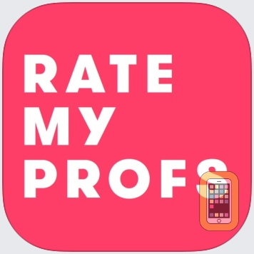 Rate My Professors by Cheddar Inc (iPhone)