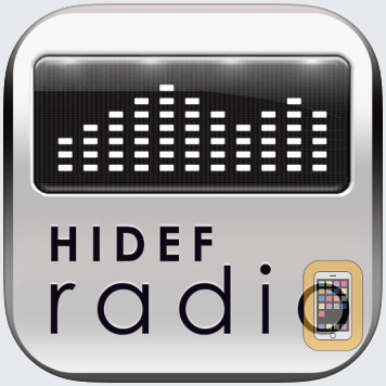 HiDef Radio Pro - News & Music Stations by Smartest Apps LLC (Universal)