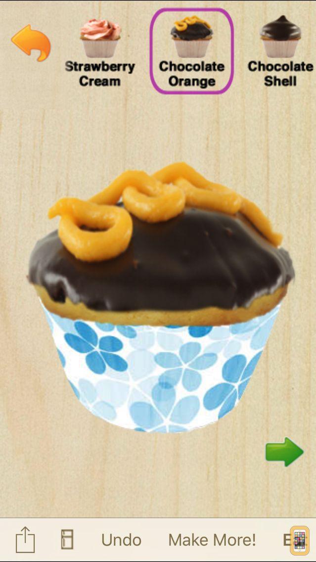 Screenshot - Cupcakes! Bake & Decorate